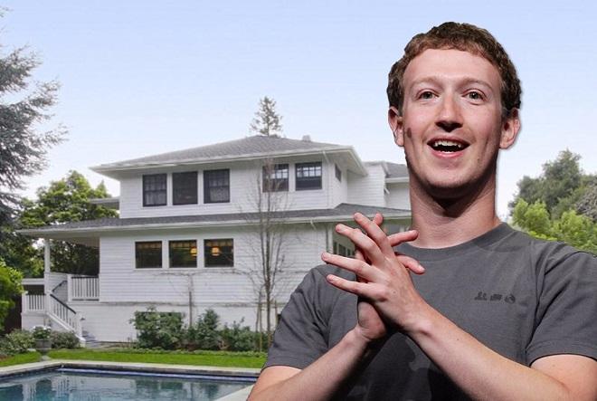Μερικοί εκατομμυριούχοι που μένουν σε φθηνά (για τα δεδομένα τους) σπίτια