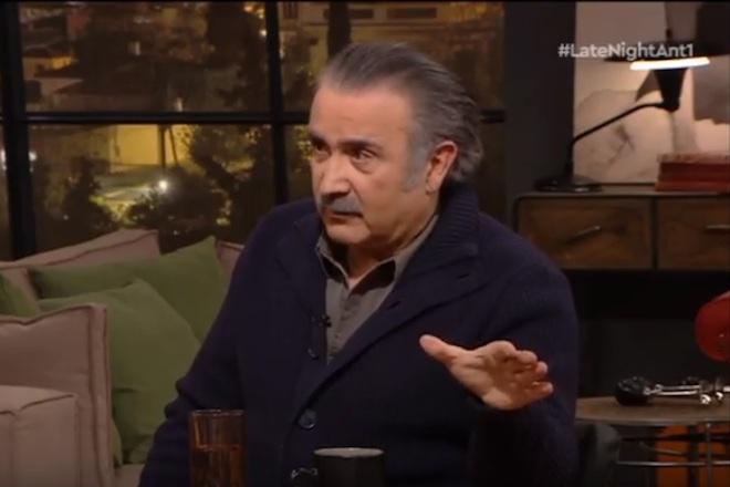Λάκης Λαζόπουλος: Η σχέση του με τον Κοντομηνά, το τέλος από τον Alpha και οι απειλές για τη ζωή του