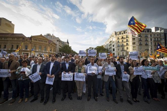 Η ώρα της κρίσης για την Καταλονία