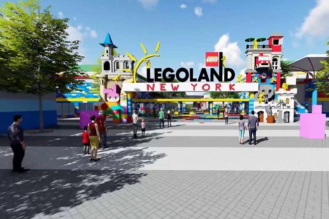 Το νέο πάρκο Legoland των 350 εκατ. δολαρίων