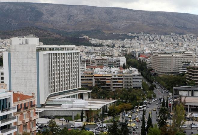 Ο τουρισμός εκρήγνυται αλλά η κίνηση στα ξενοδοχεία της Αθήνας το α' εξάμηνο σημείωσε πτώση