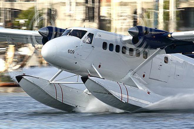 Ξεκινά τις δοκιμαστικές πτήσεις υδροπλάνων στο Ιόνιο η Ελληνικά Υδατοδρόμια ΑΕ
