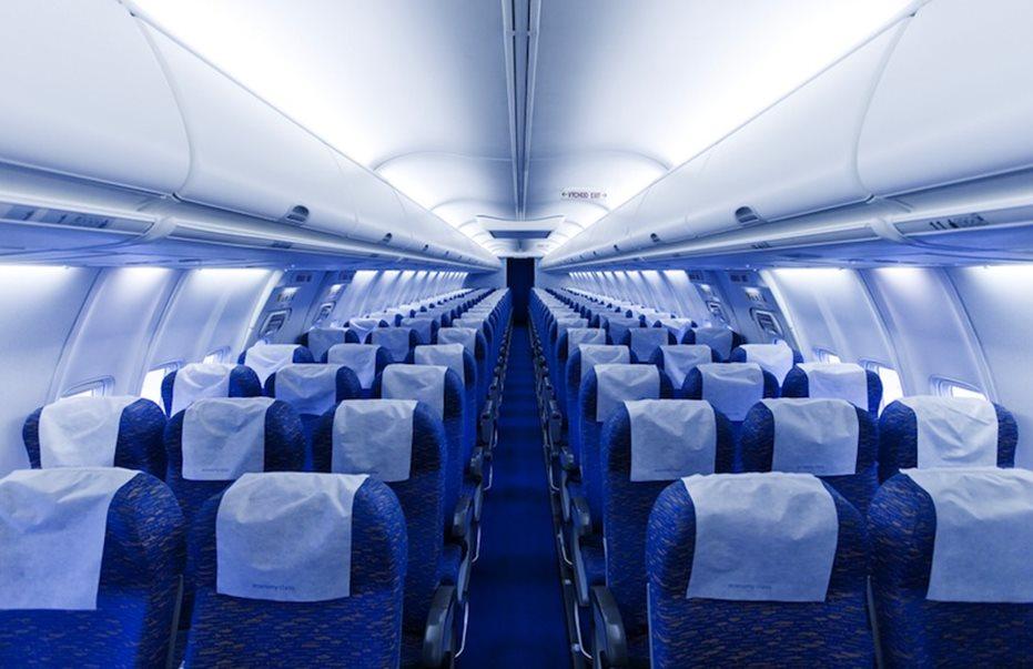 Αυτά είναι τα πιο βρώμικα μέρη μέσα στ' αεροπλάνα