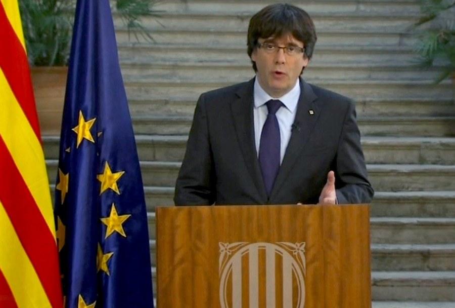 Βρέθηκαν (;) τα ίχνη του «αγνοούμενου» ηγέτη της Καταλονίας