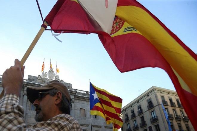 Αντιμέτωποι με την κατηγορία της «εξέγερσης» οι ηγέτες της Καταλονίας