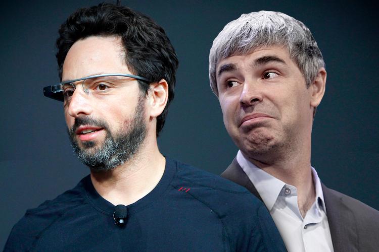 Πλουσιότεροι κατά 3,5 δισ. ευρώ σε μόλις 24 ώρες οι ιδρυτές της Google