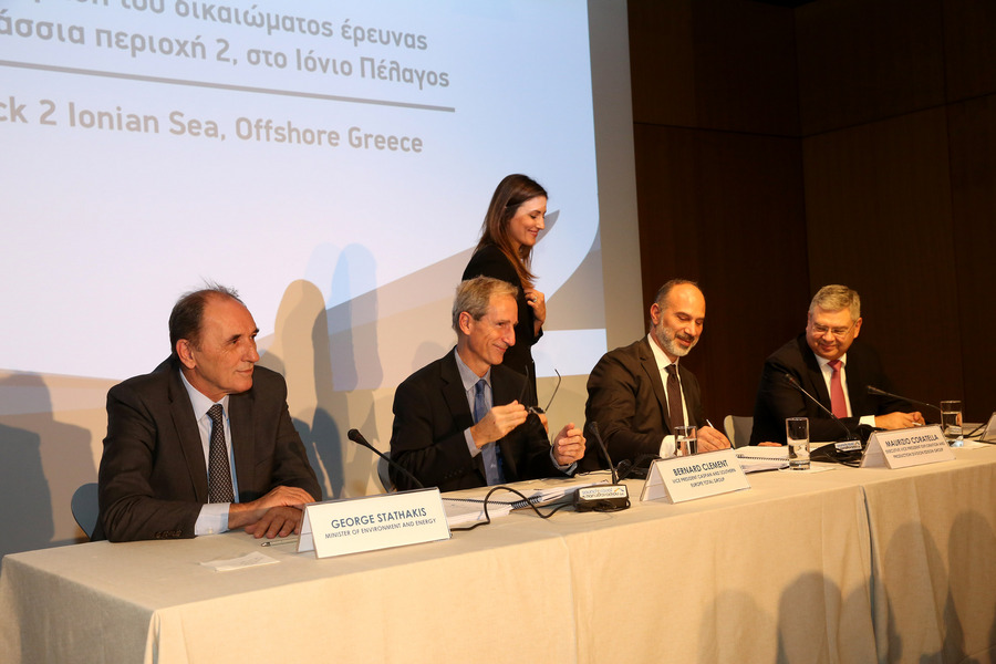 Τotal: Ελπιδοφόρα προοπτική η περιοχή 2 στο Ιόνιο για υδρογονάνθρακες