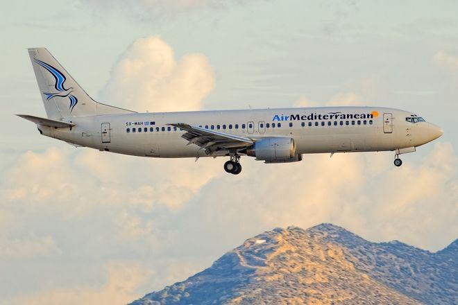 Air Mediterranean: Oι 6+1 προορισμοί της νέας αεροπορικής με έδρα την Ελλάδα