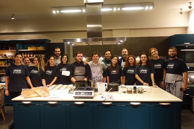 Η KPMG και ο σεφ Αλέξανδρος Παπανδρέου μαγειρεύουν για καλό σκοπό