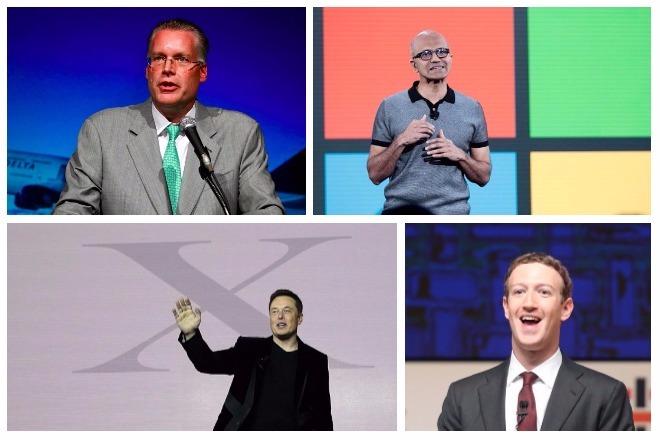 Αυτοί είναι οι πιο αγαπητοί CEOs στον κόσμο των επιχειρήσεων