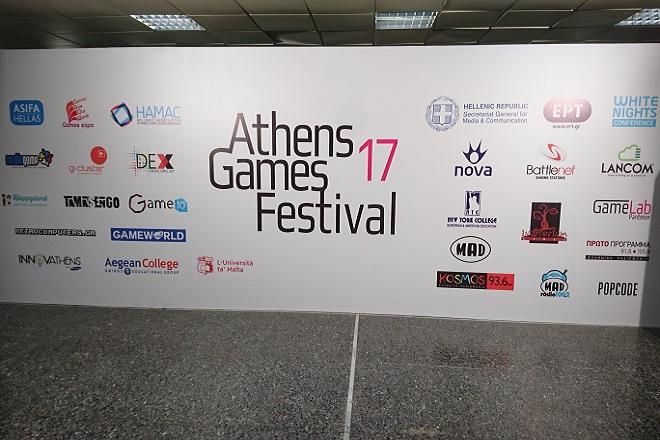 Το πρώτο φεστιβάλ για το ελληνικό videogame έγινε πραγματικότητα