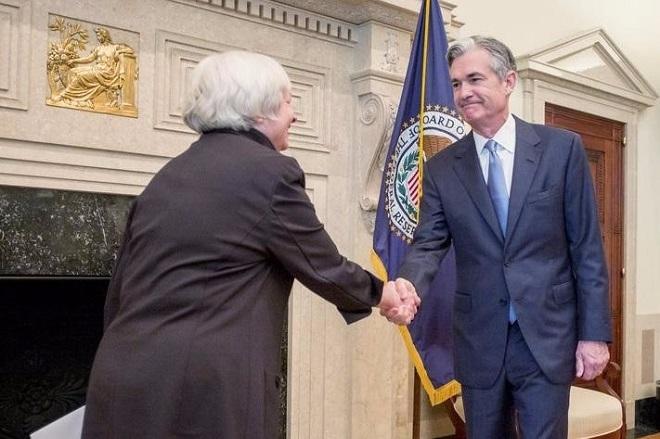 Τζερόμ Πάουελ: Ο νέος πρόεδρος της Fed;