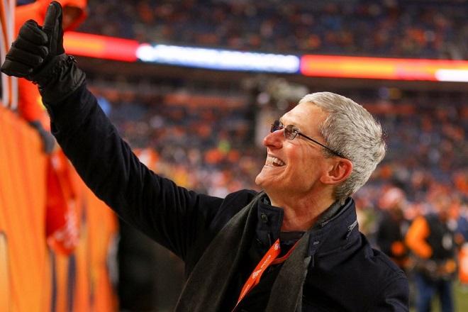 Τιμ Κουκ: Από την Αλαμπάμα στο τιμόνι της Apple