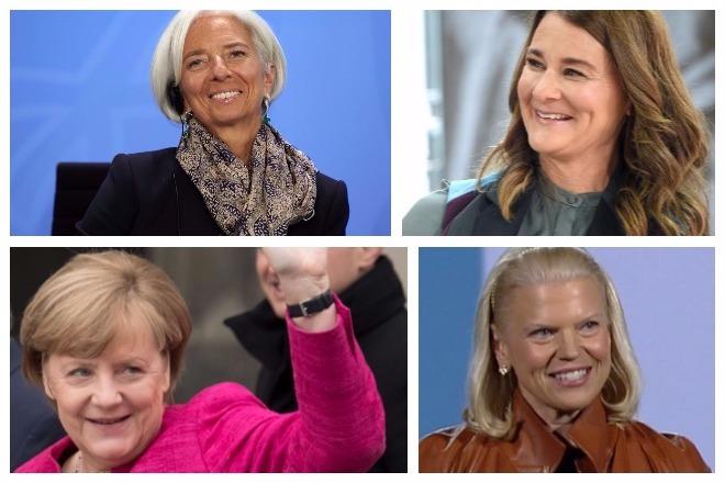 Γνωρίστε τις πιο ισχυρές γυναίκες του κόσμου