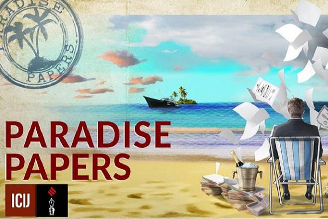 Paradise Papers: Οκτώ τρισ. δολάρια «κρυμμένα» σε φορολογικούς παραδείσους