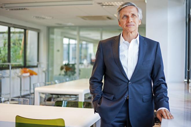 Πασχάλης Αποστολίδης: Θέλουμε οι εργαζόμενοί μας να αισθάνονται ως οι μικροί CEOs