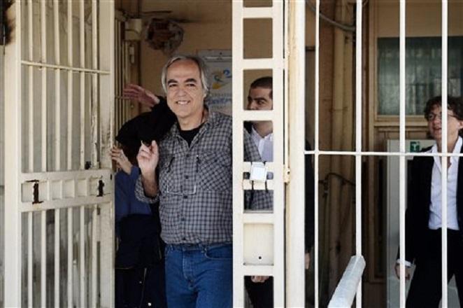 Και επίσημα εκτός φυλακής για 48 ώρες ο Δημήτρης Κουφοντίνας