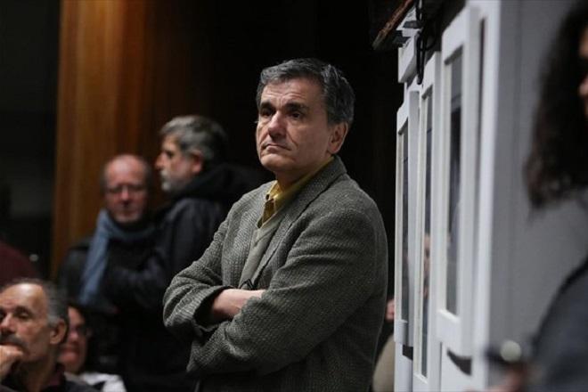 Τσακαλώτος: Θα στηρίζαμε μια πιθανή κυβέρνηση ΝΔ για τη μείωση των πλεονασμάτων