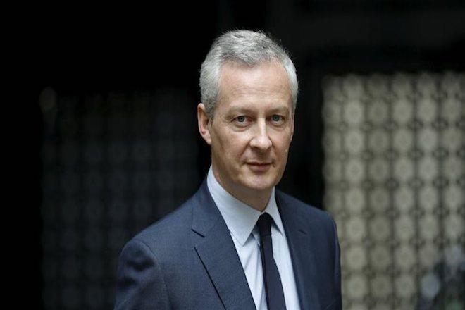 Γάλλος ΥΠ.ΟΙΚ.: «Καταστροφική» για το ευρώ και την γαλλική βιομηχανία πιθανή νίκη της Λεπέν στις Ευρωεκλογές