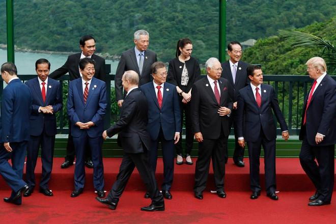 Τι συμφώνησαν οι ηγέτες της περιφέρειας Ασίας – Ειρηνικού