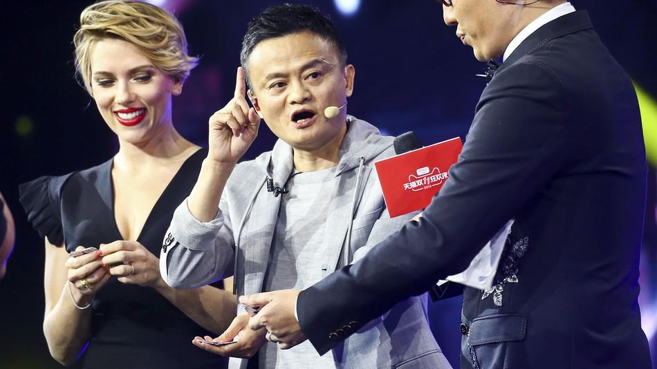Ποια Black Friday; Η «Ημέρα των Εργένηδων» της Alibaba σπάει τα ρεκόρ