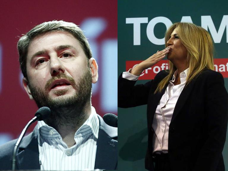 Παρασκήνιο στην Κεντροαριστερά: Ποιοι ζήτησαν από τον Ανδρουλάκη να αποσυρθεί