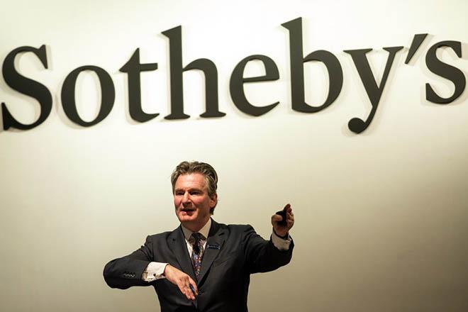 Ξεπέρασε τις 300.000 ευρώ η τιμή πώλησης πίνακα του Νίκου Χατζηκυριάκου-Γκίκα σε δημοπρασία