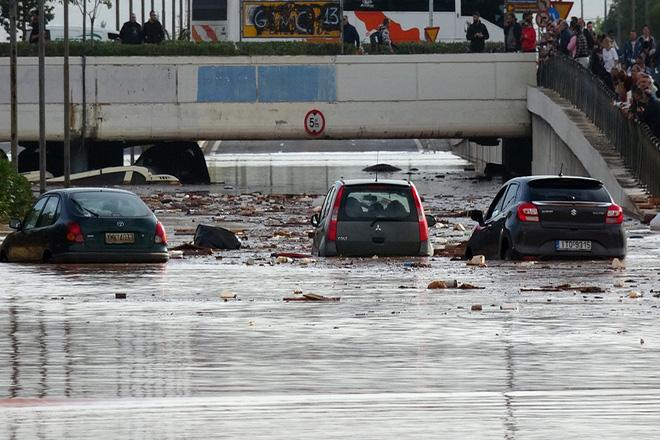 Έργα αποκατάστασης των ζημιών στο οδικό δίκτυο της Σαμοθράκης, ύψους 3,1 εκατ. ευρώ