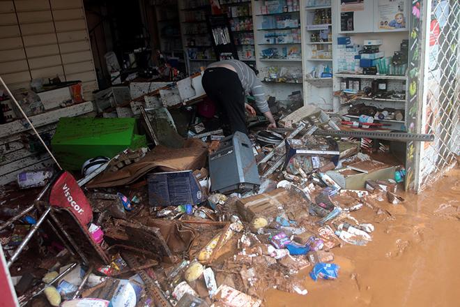 Άμεσα μέτρα ανακούφισης των επιχειρήσεων που επλήγησαν στη Δυτ. Αττική