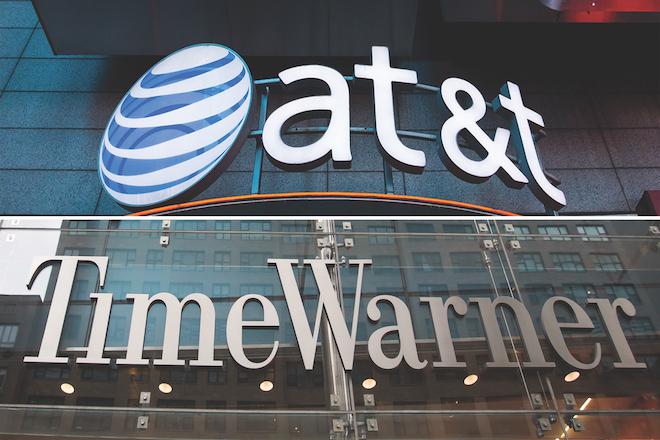 Φρένο στη συγχώνευση AT&T – Time Warner βάζει η αμερικανική κυβέρνηση