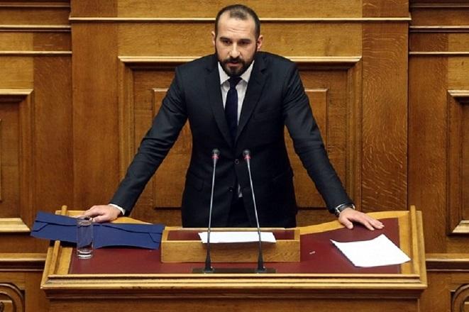 Τζανακόπουλος: Ο K. Mητσοτάκης δεν είπε λέξη για τον κατώτατο μισθό και τις τριετίες