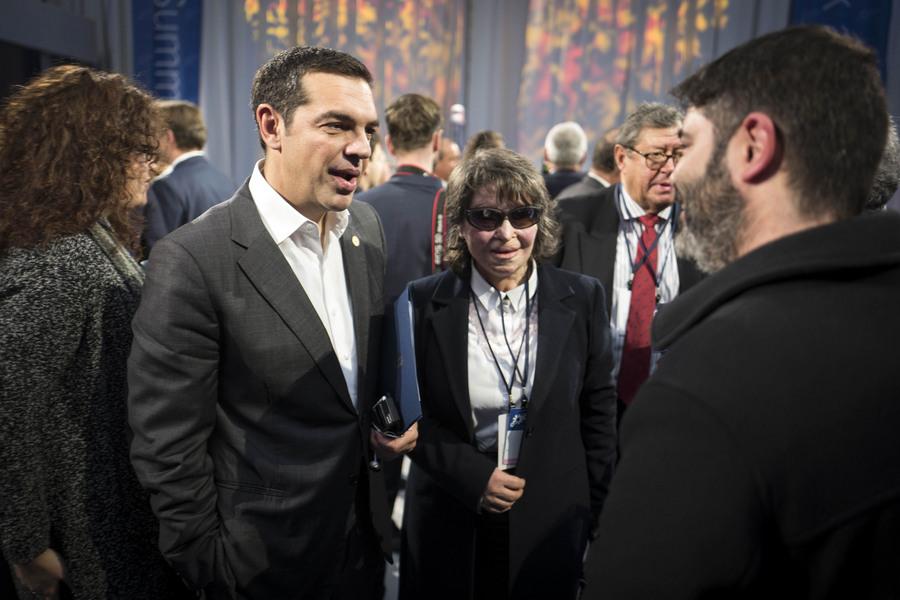 Πρόταση Τσίπρα για τη θέσπιση ευρωπαϊκής πολιτιστικής Ολυμπιάδας