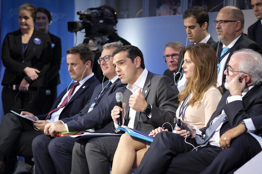 Παρέμβαση Τσίπρα στην Κοινωνική Σύνοδο της ΕΕ για την ανεργία στους νέους του Νότου