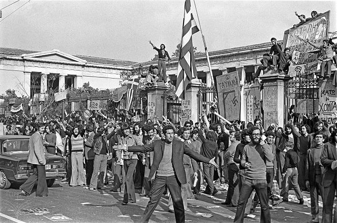 Πολυτεχνείο: Οι τέσσερις μέρες που συγκλόνισαν την Ελλάδα
