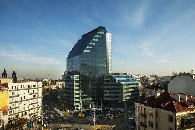 O ουρανοξύστης City Tower: Μια μεγάλη επένδυση της ΓΕΚ-ΤΕΡΝΑ στη Σόφια