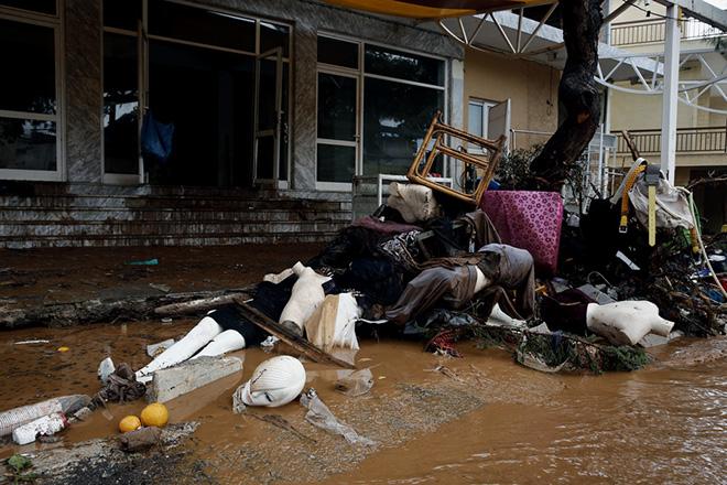Μέτρα για την στήριξη των πληγέντων: 5.000 ευρώ για κάθε νοικοκυριό και 8.000 ευρώ για κάθε επιχείρηση