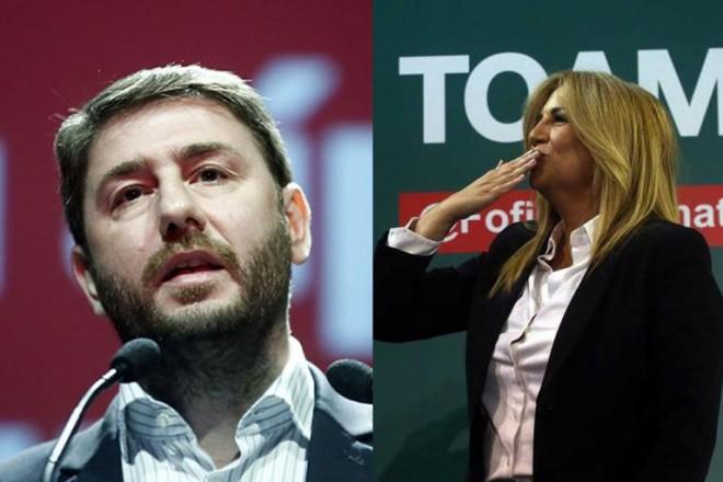 Στις κάλπες για την εκλογή του νέου ηγέτη της Κεντροαριστεράς – Οι δηλώσεις των πρωταγωνιστών