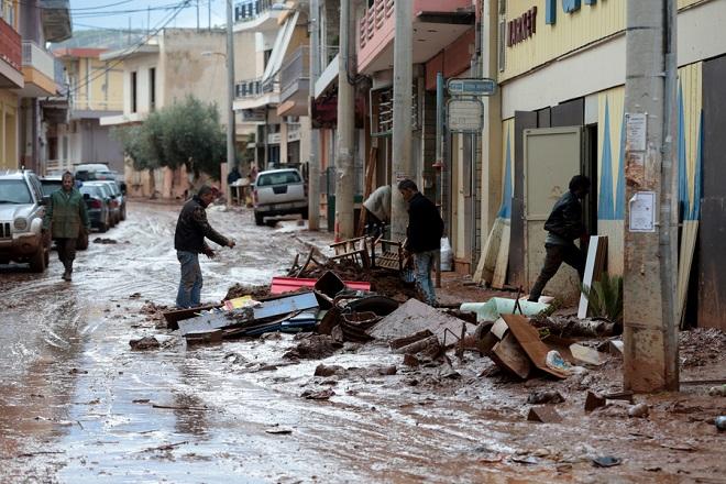 Πόρισμα καταπέλτης για τις φονικές πλημμύρες στη Μάνδρα
