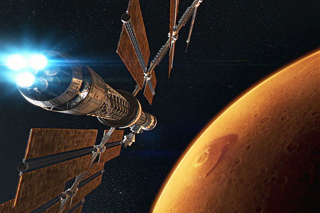 «Ταξίδι στο Διάστημα» στο Πλανητάριο από τις 27 Νοεμβρίου