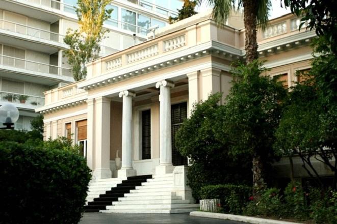 Τετ α τετ Μητσοτάκη – Σαββίδη στο Μαξίμου για λιμάνι Θεσσαλονίκης και ΠΑΟΚ