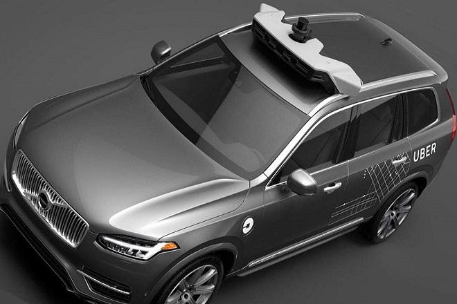 Η Uber δημιουργεί στόλο robotaxi με τα αυτόνομα οχήματα της Volvo