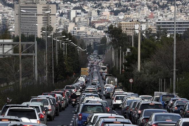 αθηνα-αυτοκινητα