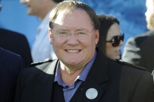 epa03272497 US producer John Lasseter arrives for the world premiere of 'Brave' at the Dolby Theatre in Hollywood, California, USA 18 June 2012. Disney-Pixar's 'Brave' in conjunction with the Los Angeles Film Festival, marks the grand opening of Hollywood's Dolby Theatre.  EPA/PHIL MCCARTEN