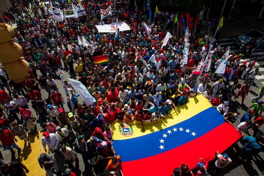 Νέες μαζικές διαδηλώσεις κατά Μαδούρο σε όλη τη Βενεζουέλα