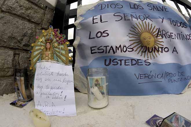 Εξανεμίστηκαν οι ελπίδες να βρεθούν ζωντανοί οι 44 Αργεντίνοι ναυτικοί του υποβρυχίου που αγνοείται