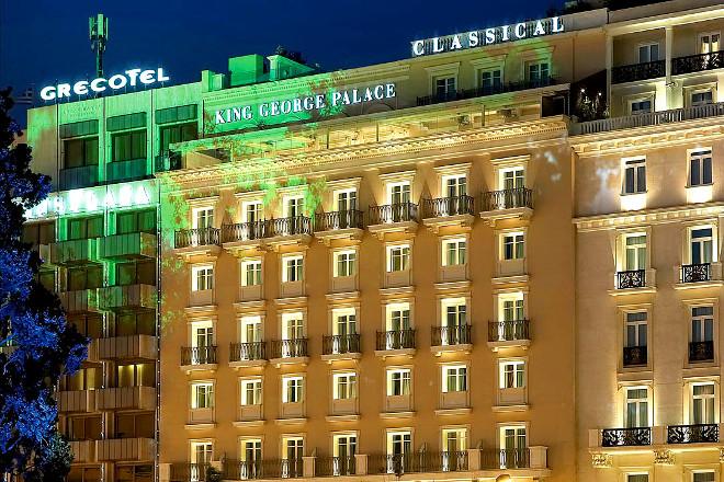 Αλλάζει ιδιοκτησία ένα από τα διασημότερα ξενοδοχεία της Αθήνας