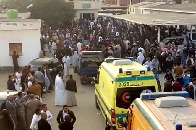 Τριήμερο πένθος στην Αίγυπτο μετά την πολύνεκρη επίθεση