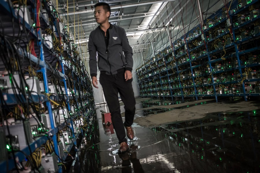 Η τρομακτική ποσότητα ενέργειας που ξοδεύεται για την εξόρυξη Bitcoins
