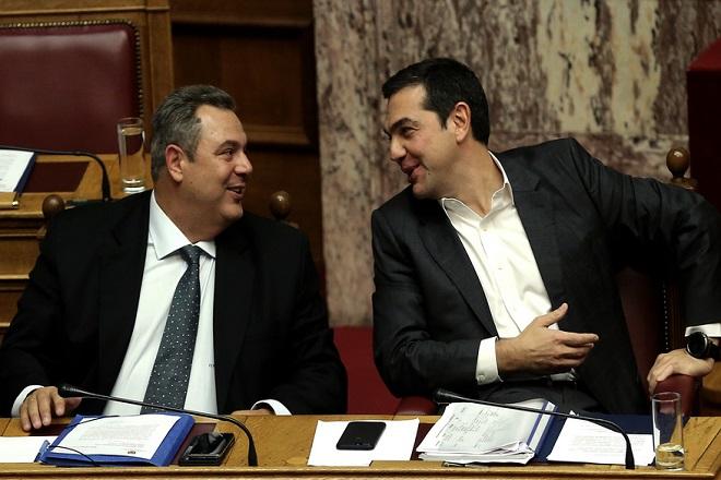 Δεν αποδέχονται τον όρο «Μακεδονία» οι ΑΝΕΛ – Θα τηρηθεί η συμφωνία με τον ΣΥΡΙΖΑ