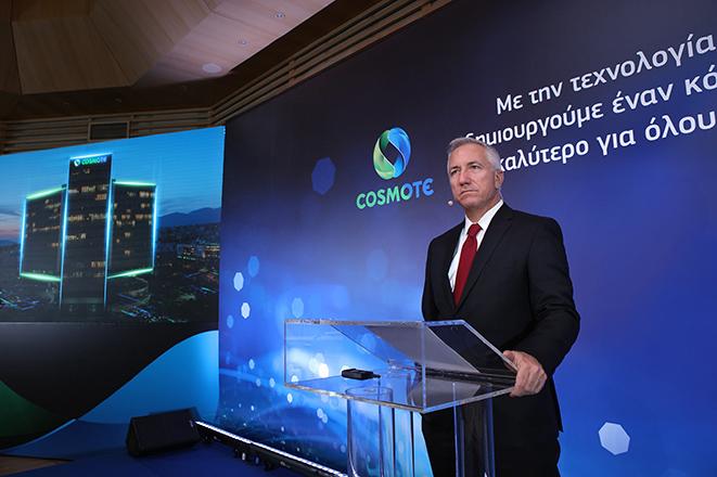 Μιχάλης Τσαμάζ: «Αρνούμαστε να παραδώσουμε τα κλειδιά του OΤΕ στην ΕΕΤΤ»